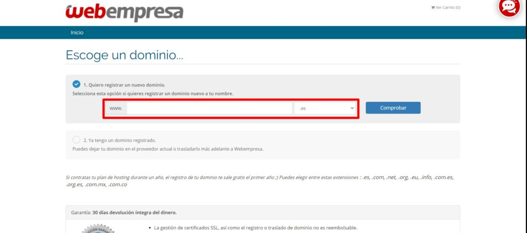 tutorial blog wordpress