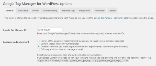 para que sirve google tag manager